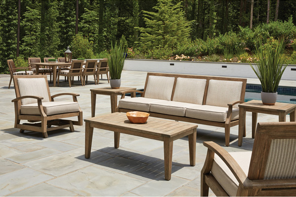 Shop Outdoor Furniture By Style Modern Traditional And