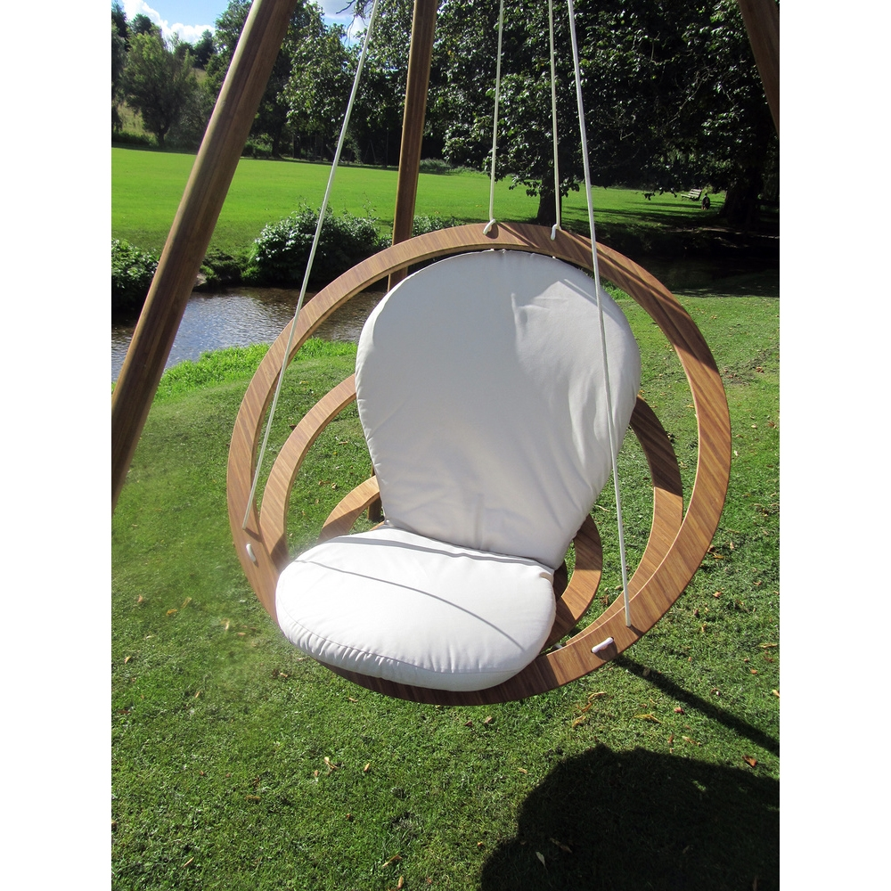 Bambrella Circa Hanging Chair - CIR-CH-POD-3
