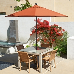 California Umbrella Oceanside Series 9ft Umbrella - EFFO908