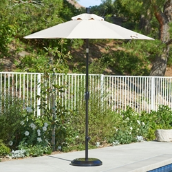 California Umbrella Sun Master 7.5ft Umbrella - GSCUF758
