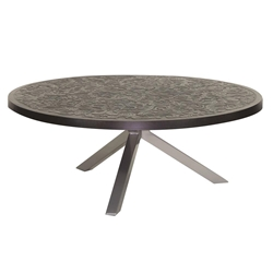 "Castelle Altra 42"" Round Coffee Table - ACC42"