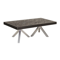 "Castelle Altra 32"" x 48"" Large Rectangular Coffee Table - ARC3248"
