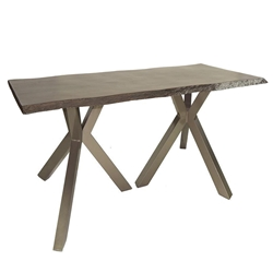 "Castelle Altra 44"" x 84"" Rectangular Bar Table - ARHK84"