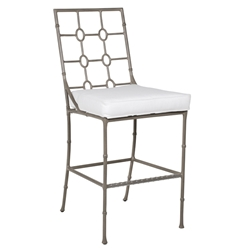 Castelle Barclay Butera Savannah Cushioned Bar Stool - 0B09T