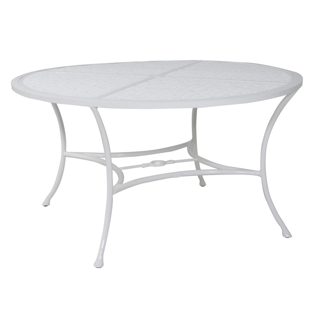 "Castelle Barclay Butera Savannah 54"" Round Dining Table - B0CD54"