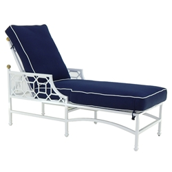 Castelle Barclay Butera Signature Chaise Lounge - 6212T