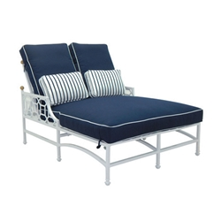 Castelle Barclay Butera Signature Double Chaise Lounge - 6252T