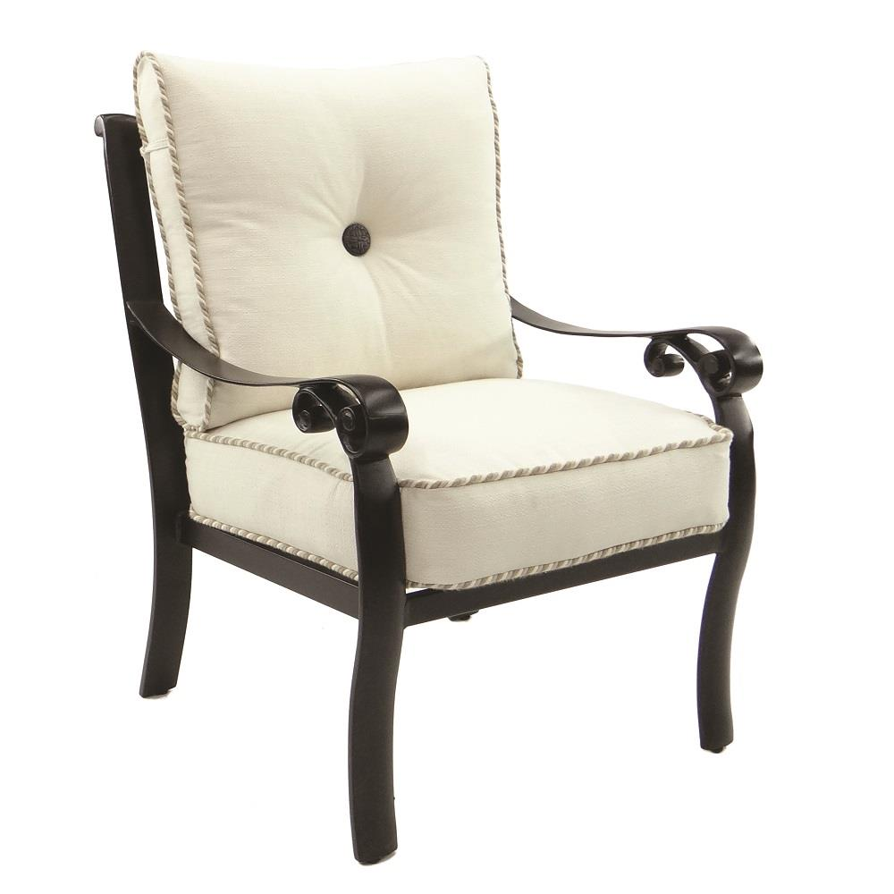 Castelle Bella Nova Cushioned Dining Chair - 5406T