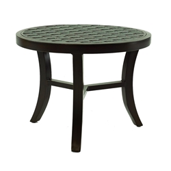 "Castelle Classical 24"" Round Occasional Table - SCP24"
