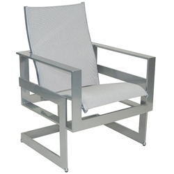 Castelle Eclipse Sling Dining Chair - 1775S