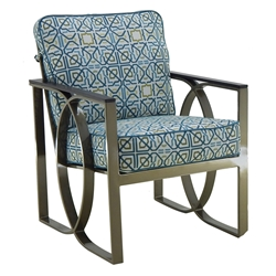 Castelle Hermosa Cushioned Dining Chair - 6706T