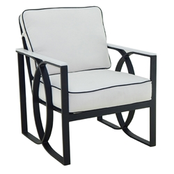 Castelle Hermosa Cushioned Lounge Chair - 6710T