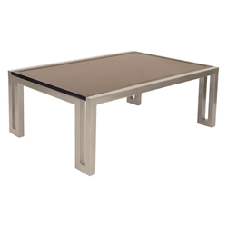 "Castelle Icon 32"" x 48"" Rectangular Coffee Table - RRC3248"