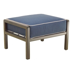 Castelle Legend Cushioned Ottoman - 7013T