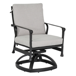 Castelle Marquis Formal Dining Swivel Rocker - 1D48R