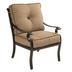 Castelle Monterey Cushioned Dining Chair - 5806T