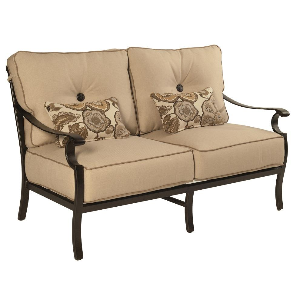 Castelle Monterey Cushioned Loveseat  - 5811T