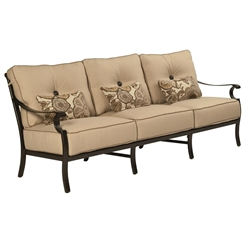 Castelle Monterey Cushioned Sofa - 5814T