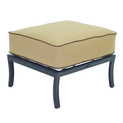 Castelle Monterey Sectional Lounge Ottoman - 5823T