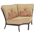 Monterey Sectional Curved Corner Unit