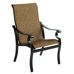 Castelle Monterey Sling Dining Chair - 5896S