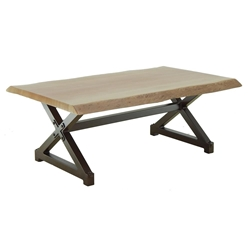 "Castelle Oxford 32"" x 48"" Large Rectangular Coffee Table - XRC3248"
