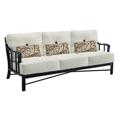 Castelle Resort Fusion Cushioned Sofa  - 9D14T