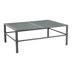 "Castelle Resort Fusion 32"" x 48"" Large Rectangular Coffee Table - D9RC3248"