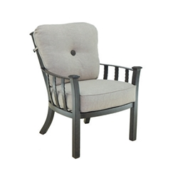 Castelle Santa Fe Cushioned Dining Chair - 1406T