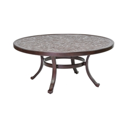 "Castelle Sienna 42"" Round Coffee Table (RTA) - DCC42"