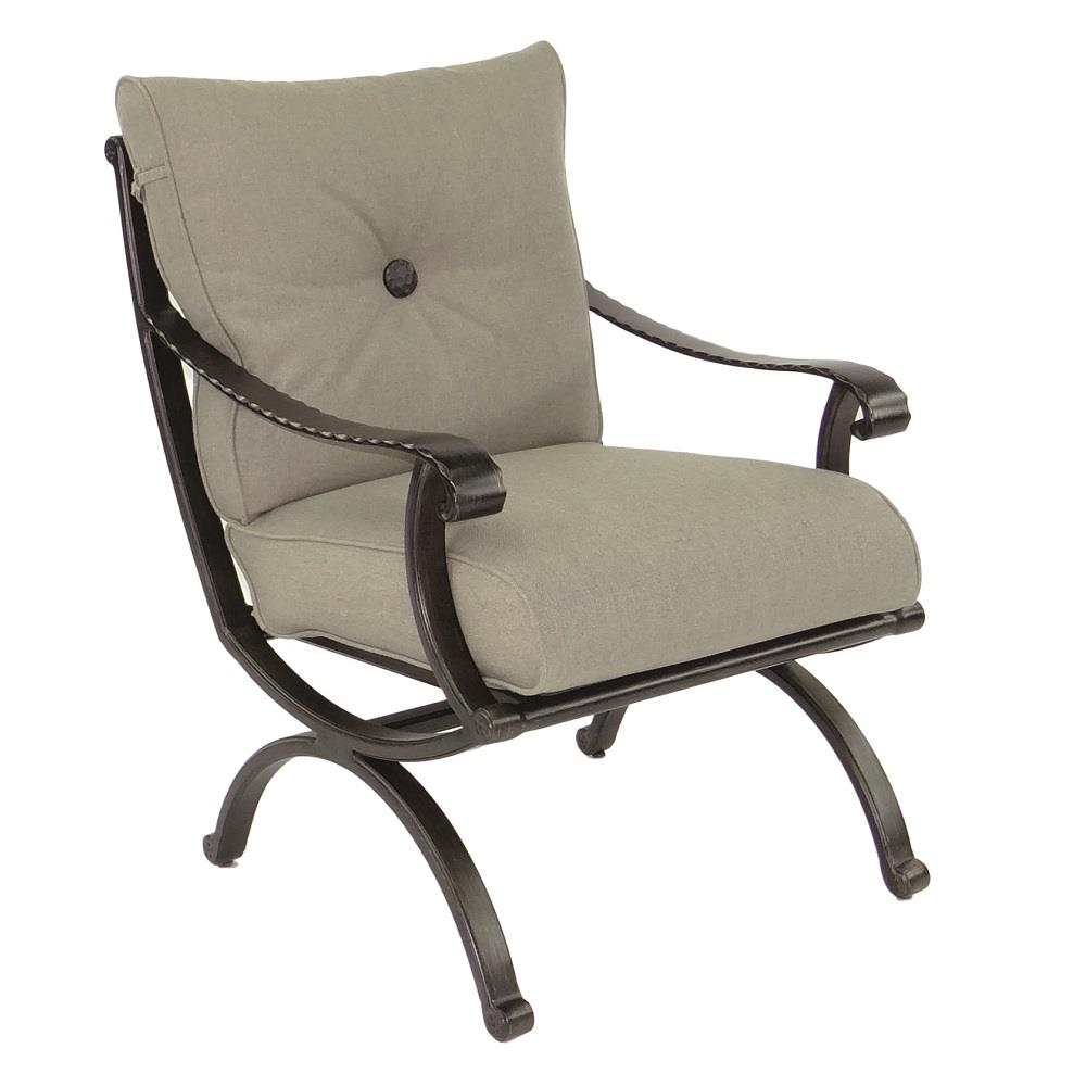 Castelle Telluride Cushioned Dining Chair - 2806T