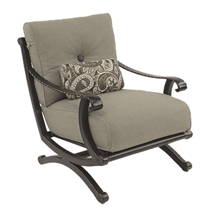 Castelle Telluride Cushioned Lounge Chair  - 2810T