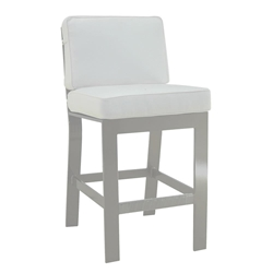 Castelle Trento Cushioned Counter Stool - 3109MT