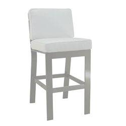 Castelle Trento Cushioned Bar Stool - 3109T
