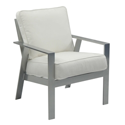 Castelle Trento Cushioned Dining Chair - 3136T