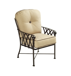 Castelle Veranda Cushioned Dining Chair - 4306T