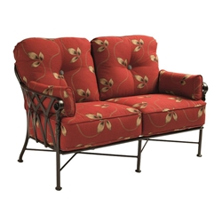 Castelle Veranda Cushioned Loveseat  - 4311T