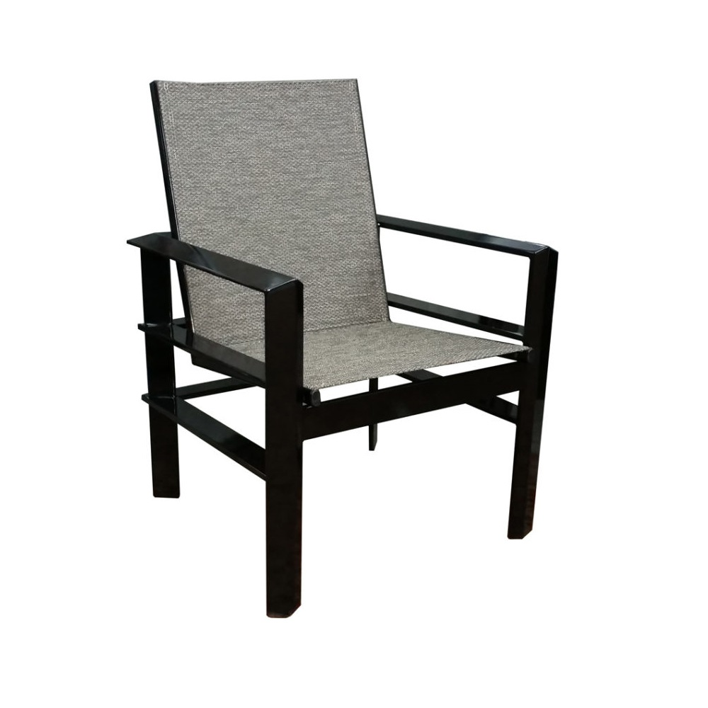 Castelle Vertice Sling Dining Chair - 7875S