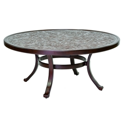"Castelle Vintage 42"" Round Coffee Table - NCC42"