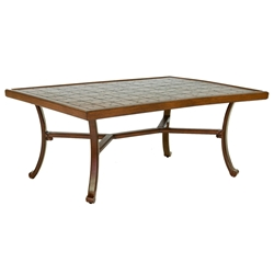 "Castelle Vintage 30"" x 42"" Rectangular Coffee Table - NRC3042"