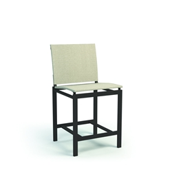 Homecrest Allure Sling Armless Balcony Stool - 11550