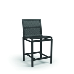 Homecrest Allure Mesh Armless Balcony Chair - 1155M
