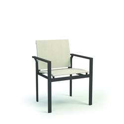 Homecrest Allure Sling Stacking Arm Chair - 12370