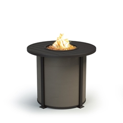 "Homecrest Breeze 42"" Balcony Fire Table - 4642BBR"