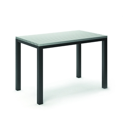 "Homecrest Eden 35.5"" x 60"" Rectangular Bar Table - 264060"