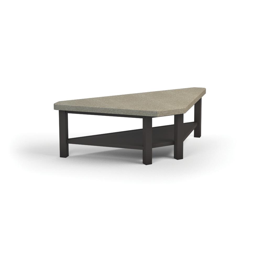 24 X 24 Coffee Table.Homecrest Stonegate 37 5 X 24 Stonegate Side Table Corner Unit
