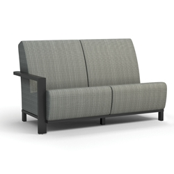 Homecrest Elements Air Right Arm Loveseat - 51AR42R