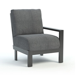 Homecrest Elements Modular Left Arm Chat Chair - 5139L