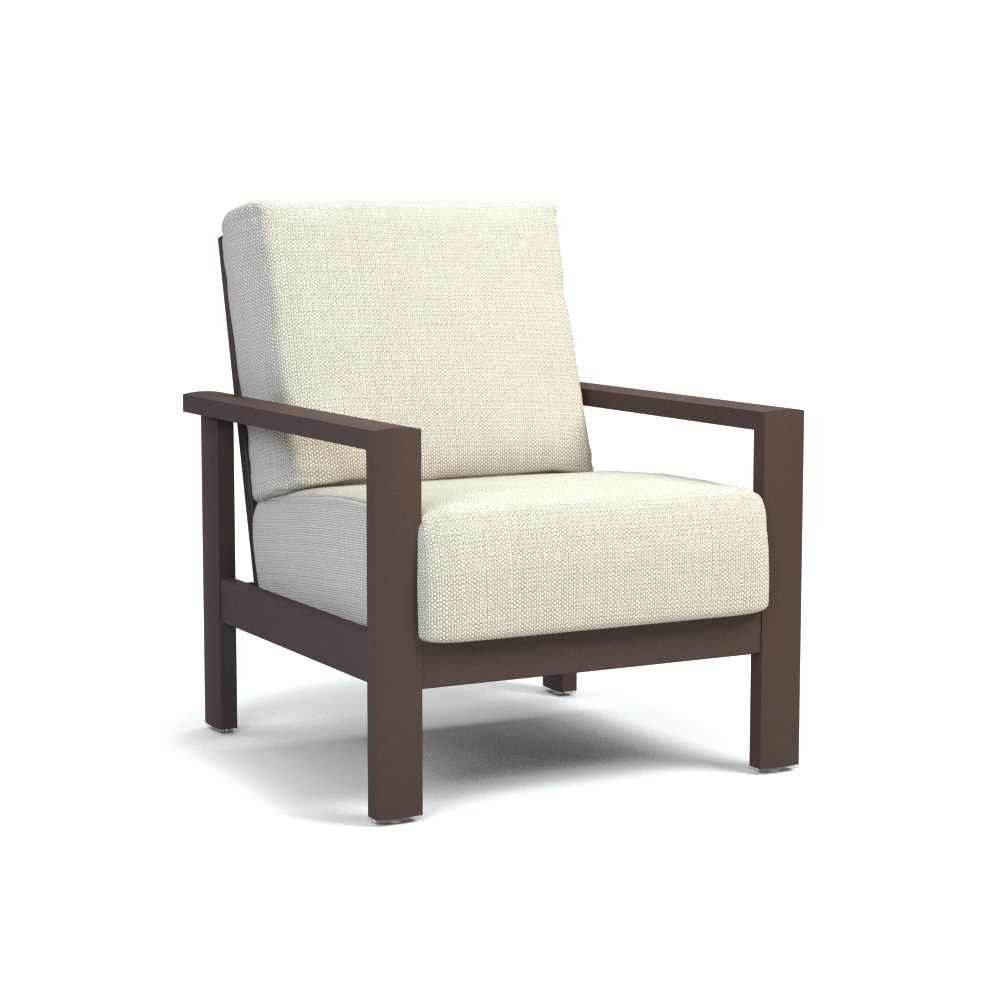 Homecrest Elements Cushion Chat Chair - 5139A