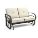 Emory Cushion Low Back Sofa Glider Set - HC-EMORY-SET2